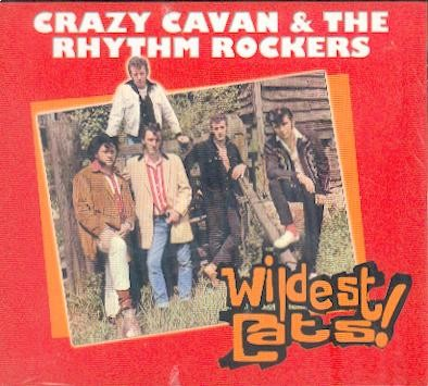Blog de elpresse : ELVIS ET LE ROCKABILLY, cover crazy cavan
